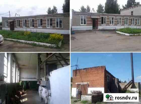 Производственная база, 3618.7 кв.м. Верещагино
