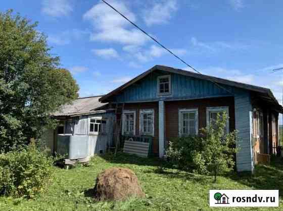 Дом 60 м² на участке 20 сот. Объячево