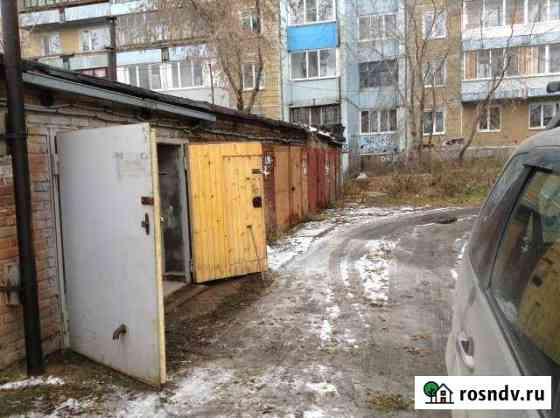 Гараж 18 м² Томск