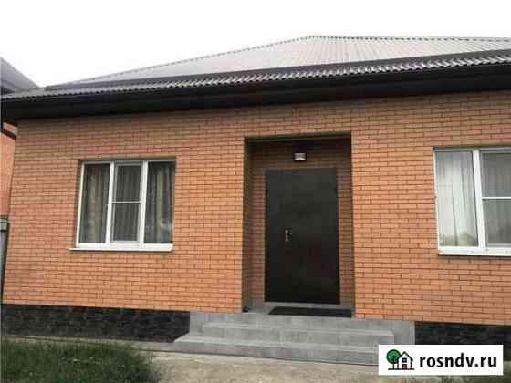 Дом 102 м² на участке 4 сот. Новотитаровская