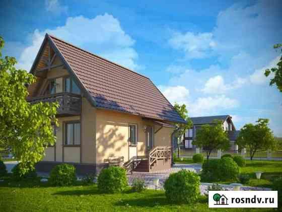 Дом 108 м² на участке 8 сот. Бавлы