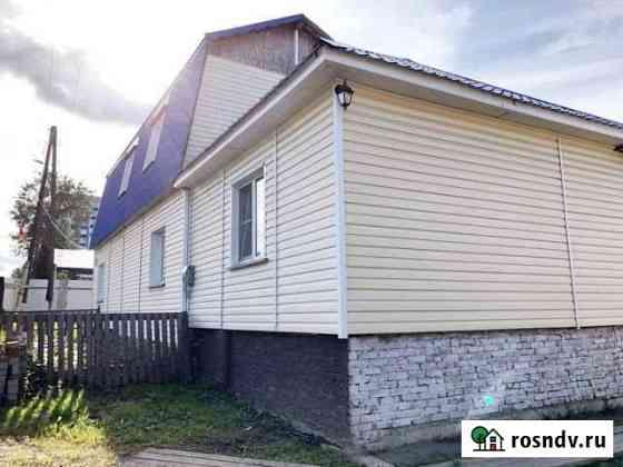 Дом 120 м² на участке 10 сот. Петрозаводск