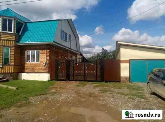 Дом 133 м² на участке 15 сот. Новобелокатай