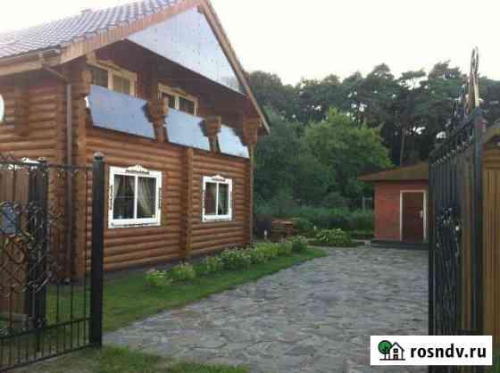 Дом 135 м² на участке 10 сот. Пионерский