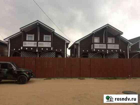 Дом 150 м² на участке 1 сот. Голубицкая