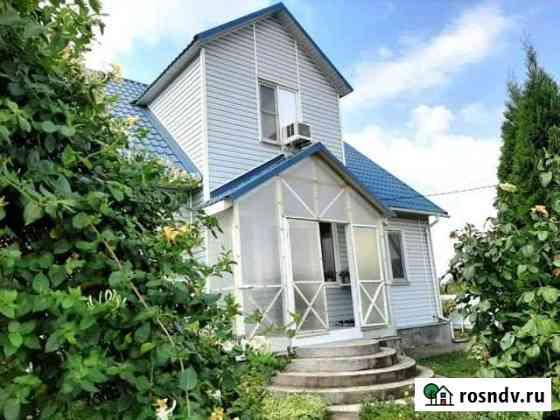 Дом 158 м² на участке 10 сот. Черноморский