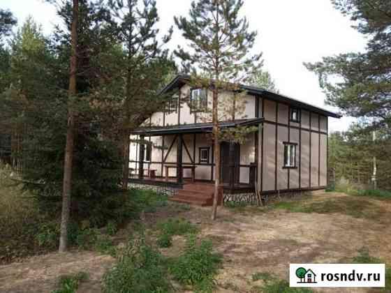 Дом 160 м² на участке 12 сот. Ильинский