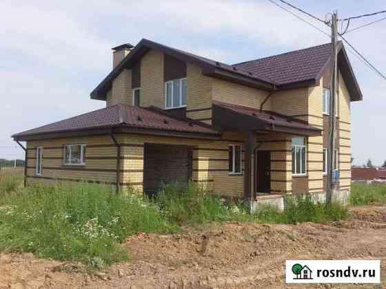 Дом 190 м² на участке 20 сот. Буревестник