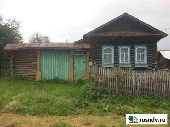 Дом 25.9 м² на участке 6 сот. Нижние Серги