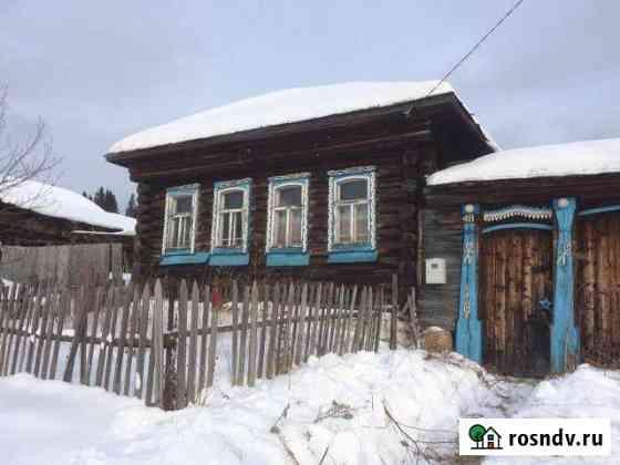 Дом 29.9 м² на участке 23.5 сот. Нижние Серги