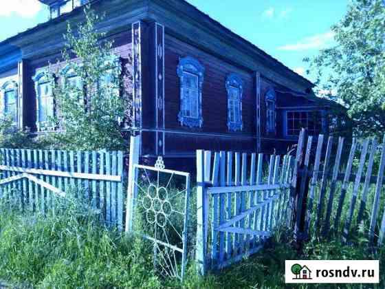 Дом 36 м² на участке 5 сот. Заволжск
