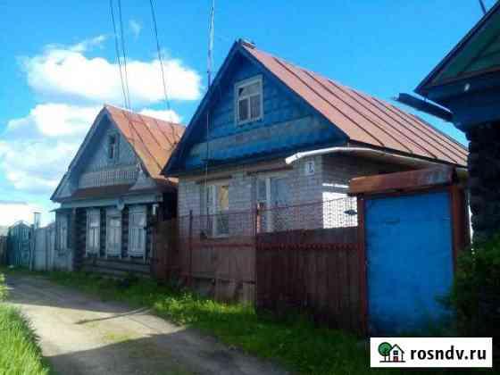 Дом 40 м² на участке 6 сот. Зеленодольск