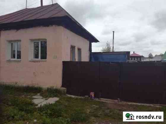 Дом 40 м² на участке 7 сот. Красноуфимск