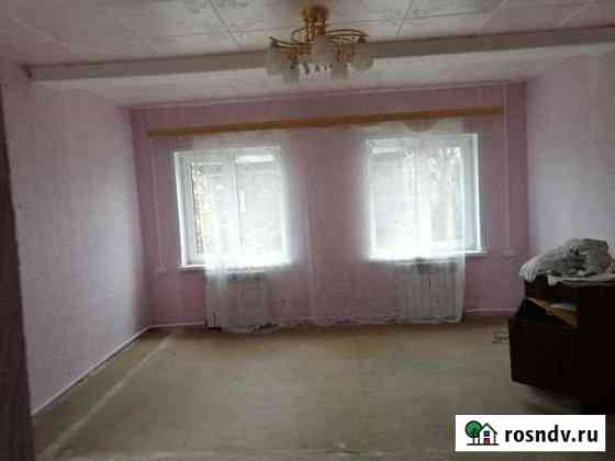 Дом 40 м² на участке 9 сот. Комсомольск