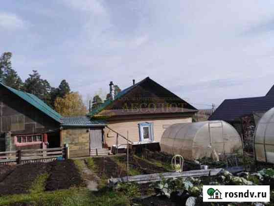 Дом 40.3 м² на участке 12 сот. Дегтярск