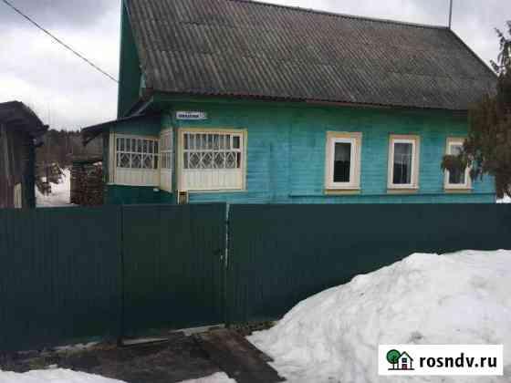 Дом 42 м² на участке 15 сот. Западная Двина