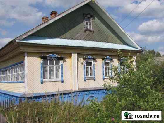 Дом 42.3 м² на участке 50 сот. Шарья