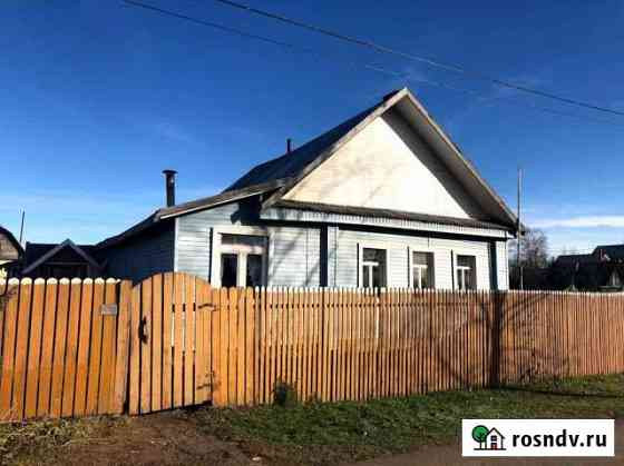 Дом 50 м² на участке 9 сот. Пролетарий