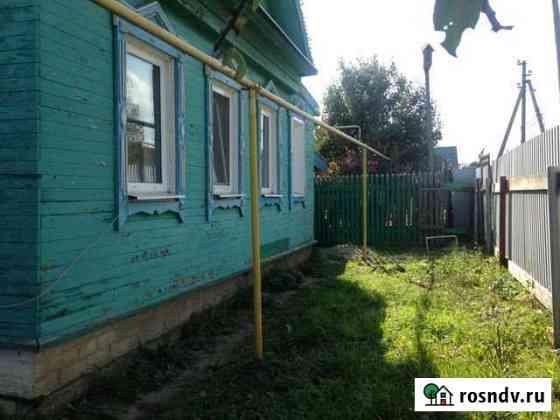 Дом 52 м² на участке 7 сот. Октябрьск