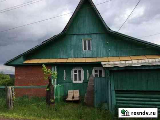 Дом 52 м² на участке 8 сот. Нижние Серги