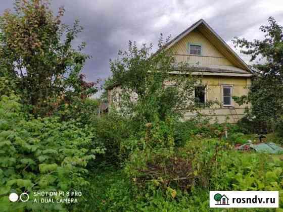 Дом 53 м² на участке 30 сот. Парфино