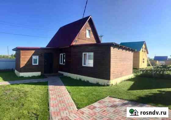 Дом 56 м² на участке 6 сот. Обь