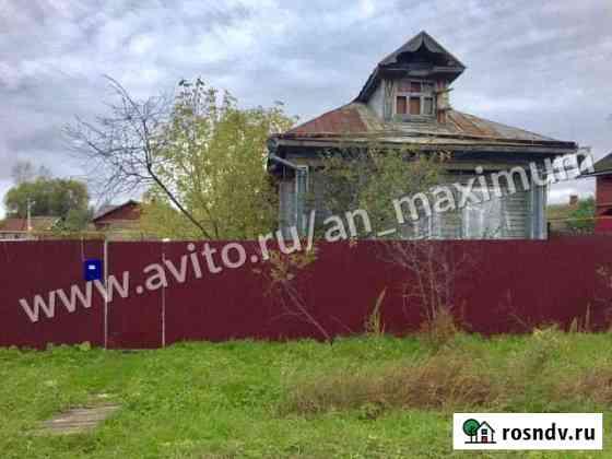 Дом 56 м² на участке 6 сот. Переславль-Залесский