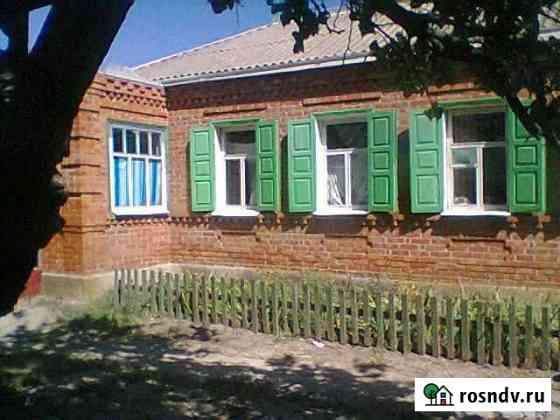 Дом 60 м² на участке 18 сот. Старощербиновская