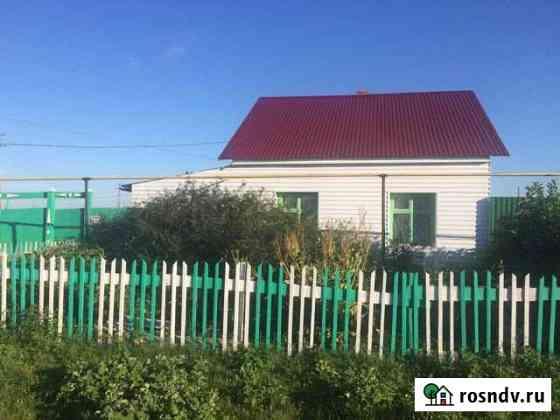Дом 60 м² на участке 20 сот. Тюкалинск