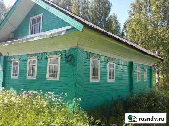 Дом 66 м² на участке 12 сот. Кичменгский Городок