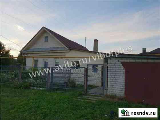 Дом 69 м² на участке 6 сот. Зеленодольск