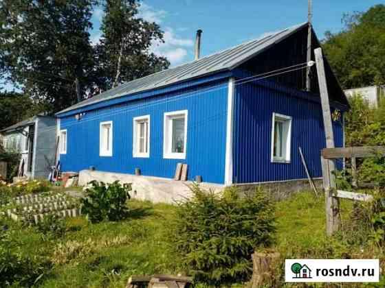 Дом 70 м² на участке 10 сот. Петропавловск-Камчатский
