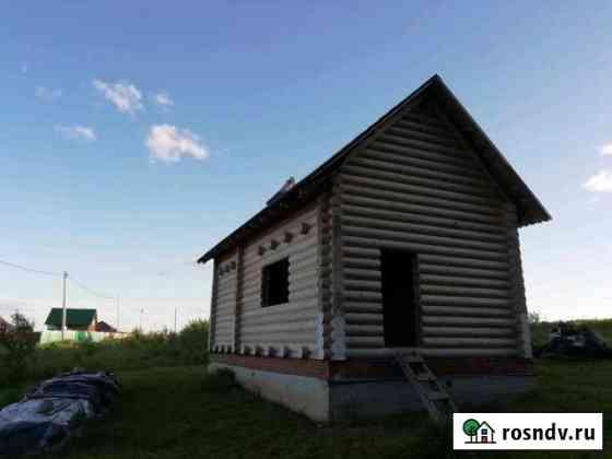 Дом 80 м² на участке 12 сот. Юго-Камский