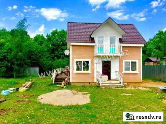 Дом 87 м² на участке 7.5 сот. Переславль-Залесский