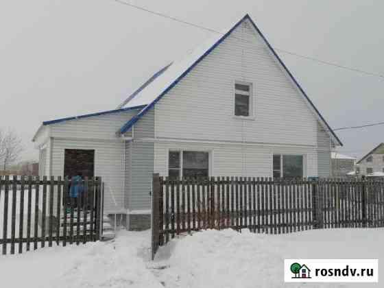 Дом 96 м² на участке 10 сот. Новоалтайск