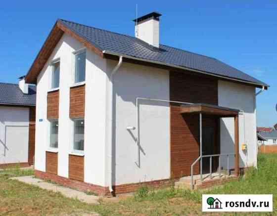 Дом 99.2 м² на участке 5 сот. Буревестник