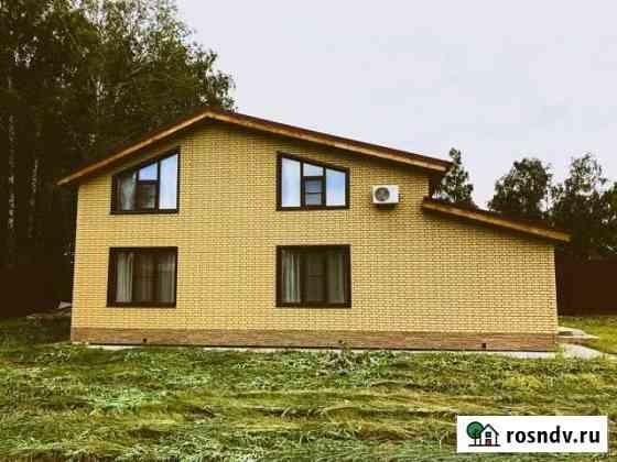 Коттедж 140 м² на участке 29 сот. Ордынское