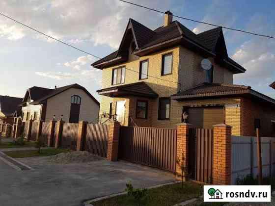 Коттедж 210 м² на участке 10 сот. Бердск
