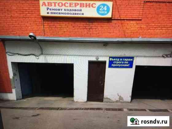 Машиноместо 16 м² Москва