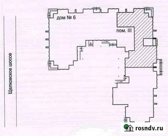 Офисное помещение, 247.3 кв.м. Балашиха