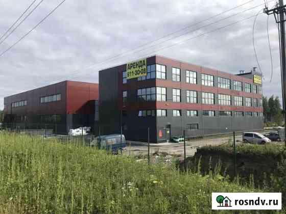 Офисное, производственное складское здание Бугры