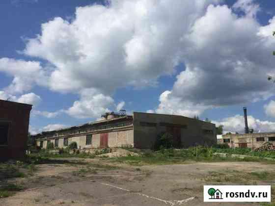 Производственно-складская база с жд веткой 3560 кв.м. Дорохово