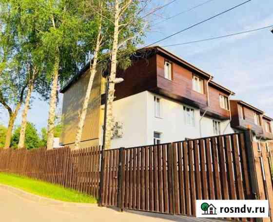 Таунхаус 210 м² на участке 2 сот. Нижний Новгород