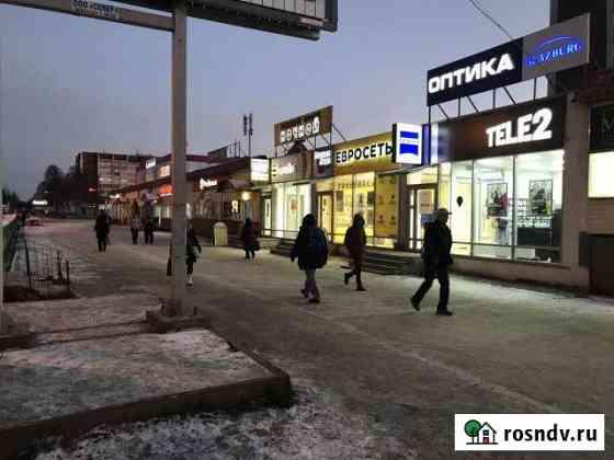 Торговая площадь 160 кв.м, Бредова 26а Апатиты