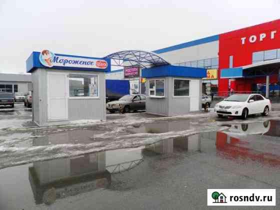 Торговые павильоны 7,2 кв.м. Кострома