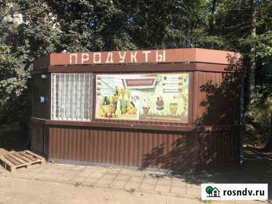 Торговый павильон Псков
