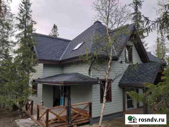 Дом 142 м² на участке 16 сот. Мурманск