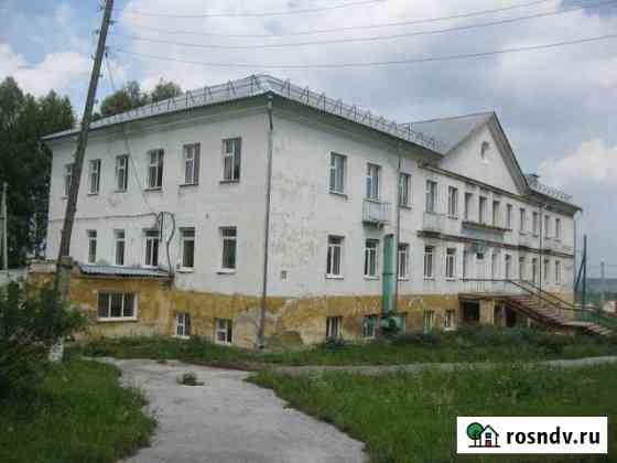 Здание, пл.1406кв.м., Салаир, Болничная 4а Салаир