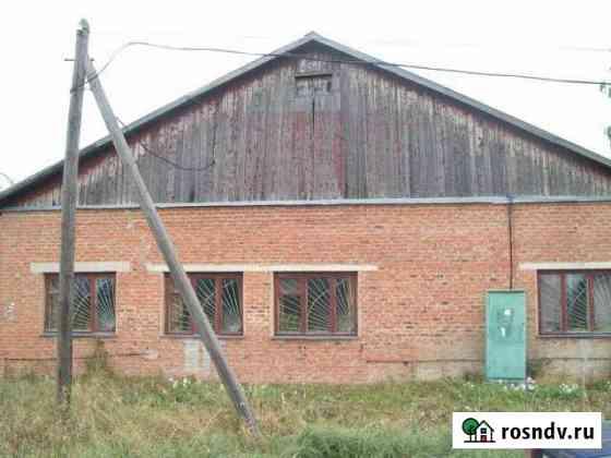 Здание с земельным участком в Киреевском районе Киреевск