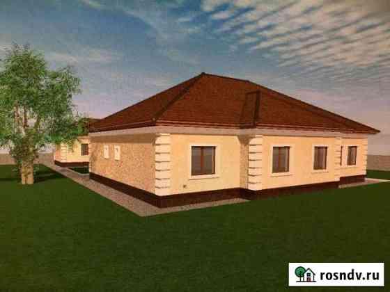 Дом 400 м² на участке 45 сот. Нартан